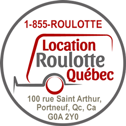 Location roulotte Quebec