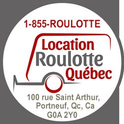 Location roulotte Quebec